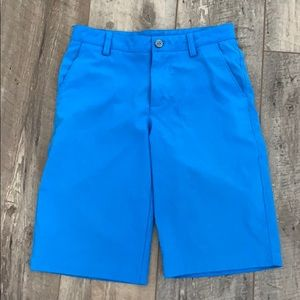 Boys Puma golf shorts